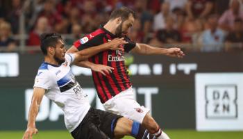 Atalanta – AC Milan: een 6 punten match om de 4e plaats