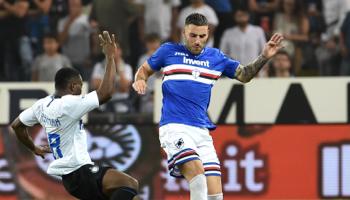 Inter – Sampdoria: verstevigt Inter de 3e plaats in de rangschikking?