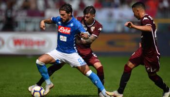 Napoli – Torino: kan Napoli terug aanknopen met een overwinning?