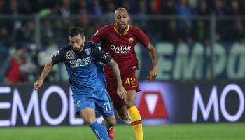 AS Roma – Empoli: wint favoriet AS Roma op eigen veld?
