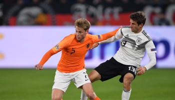 Pays-Bas – Allemagne : les Hollandais déjà en tête
