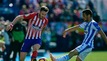 Atlético Madrid – Leganes: kan Atlético haar tweede plek verstevigen?
