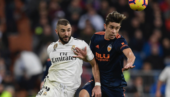 Valencia – Real Madrid: pakt Zidane 9 op 9 sinds zijn terugkeer in Madrid?