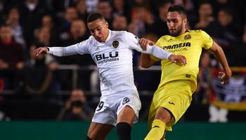 Valencia – Villarreal: gaat Valencia makkelijk naar de halve finales?