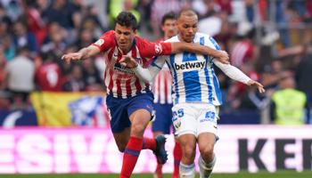 Leganes – Atlético Madrid: een tweede competitieoverwinning voor Atlético?
