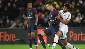 Dijon – PSG : les Bourguignons dans le rouge