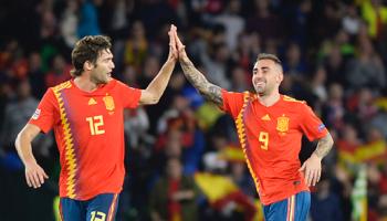 Spanje – Noorwegen: kan Noorwegen de Spanjaarden iets in de weg leggen?