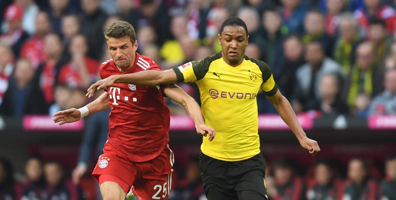 Wedden op Dortmund - Bayern München | Odds en tips | 03/08