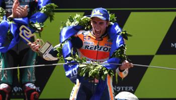 Moto GP d'Espagne : le triplé pour Marquez ?