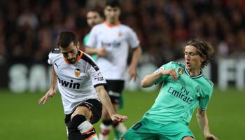 Valencia – Real Madrid: wint Real voor de 11de keer de supercup?