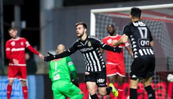 Oostende – Charleroi: springt Charleroi over STVV naar de eerste plaats?