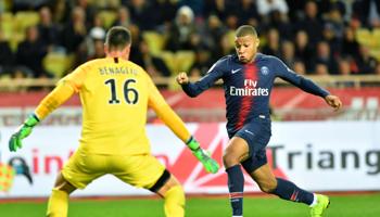 PSG – Monaco : les Parisiens en difficulté
