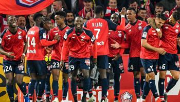 Lyon – Lille : réduire l'écart
