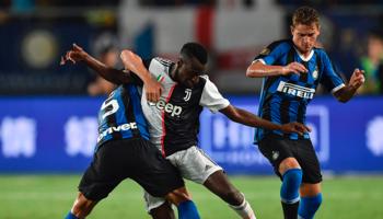 Inter Milaan – Juventus: de topper van de speeldag in Italië