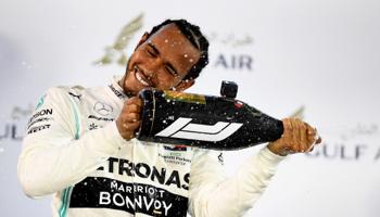 Grand Prix de Chine F1 : Mercedes en tête, Ferrari à la traîne