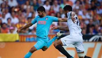 Atletico Madrid-Valencia: eindigt de match op een draw?