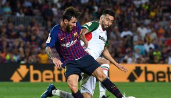 Deportivo Alaves-FC Barcelona: slaagt Deportivo Alaves erin om punten te pakken?