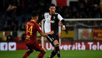 AS Roma – Juventus: blijft Juventus samen met Inter aan de leiding?