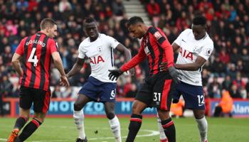Bournemouth-Tottenham : les Spurs ne doivent pas laisser filer des points