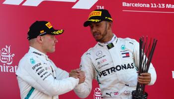 Grand Prix d'Espagne F1 : les Flèches d'Argent imbattables