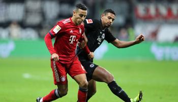 Bayern München-Eintracht Frankfurt: de titelwedstrijd voor Bayern?