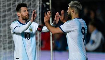 Copa America 2019 : comparatif entre les équipes et les joueurs