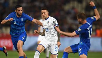 Italië – Griekenland: behoudt Italië het maximum van de punten?