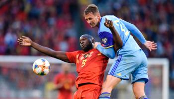 Kazachstan – België: 24 op 24 voor de Rode Duivels?