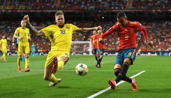 Suède – Espagne : la Roja à un pas de la qualification