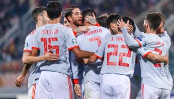Iles Féroé – Espagne : les pronostics largement favorables à la Selección