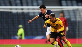 België – Schotland: een vierde overwinning op rij voor de Belgen?