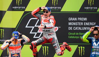 Moto GP van Catalonië: een vierde overwinning voor Marc Márquez?