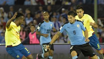 Uruguay – Ecuador: een makkelijke overwinning voor Uruguay?