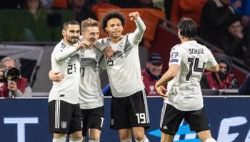 Wit-Rusland – Duitsland: springt Duitsland naar een gedeelde leidersplaats in Groep C?