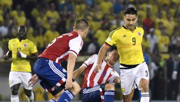 Colombia – Paraguay: pakken de Colombianen meteen 9 op 9?