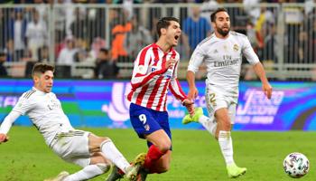 Real Madrid – Atlético Madrid: blijft Real Madrid aan de leiding in La Liga?