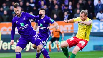 Anderlecht – Oostende: kan Kompany zijn eerste wedstrijd als speler-trainer winnen?