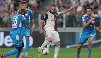 Napoli – Juventus: verstevigt Juve zijn leidersplaats?