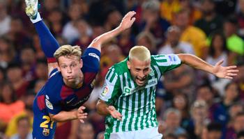 Real Betis – Barcelona: een tweede overwinning op rij voor Barça?