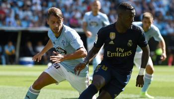 Real Madrid – Celta de Vigo: Eden Hazard maakt zijn heroptreden
