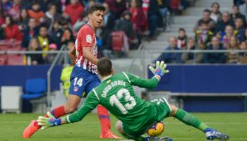 Atlético Madrid – Getafe: de thuisploeg is favoriet