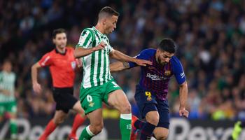 Barcelone – Betis Séville : reprise manquée pour les champions