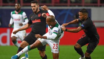 Atlético – Lokomotiv: Atlético moet winnen om zeker te zijn van de volgende ronde