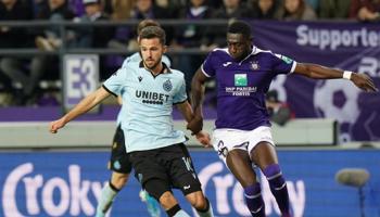 Anderlecht – Club Bruges : l'affiche du weekend en Jupiler Pro League