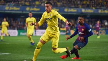 Barcelona – Villarreal: kan Barça over Villarreal springen?