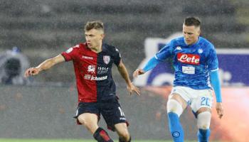 Napoli – Cagliari: blijft Napoli in het spoor van Inter en Juventus?