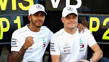 F1 GP Rusland: Hamilton en Leclerc zijn de favorieten
