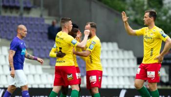Ostende-Antwerp: les Anversois parviendront-ils à se maintenir dans le top 3 ?
