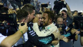 F1 GP Singapore: Hamilton en Verstappen zijn favoriet