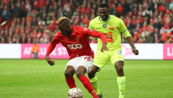 Standard de Liège – La Gantoise : les Gantois ne se sont imposés qu'une fois à l'extérieur en Jupiler Pro League